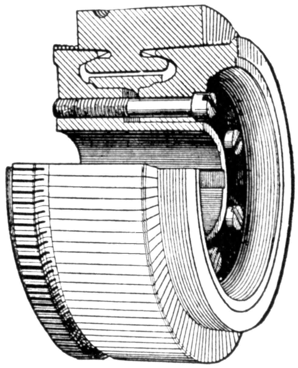 Rotor Carbon Ring