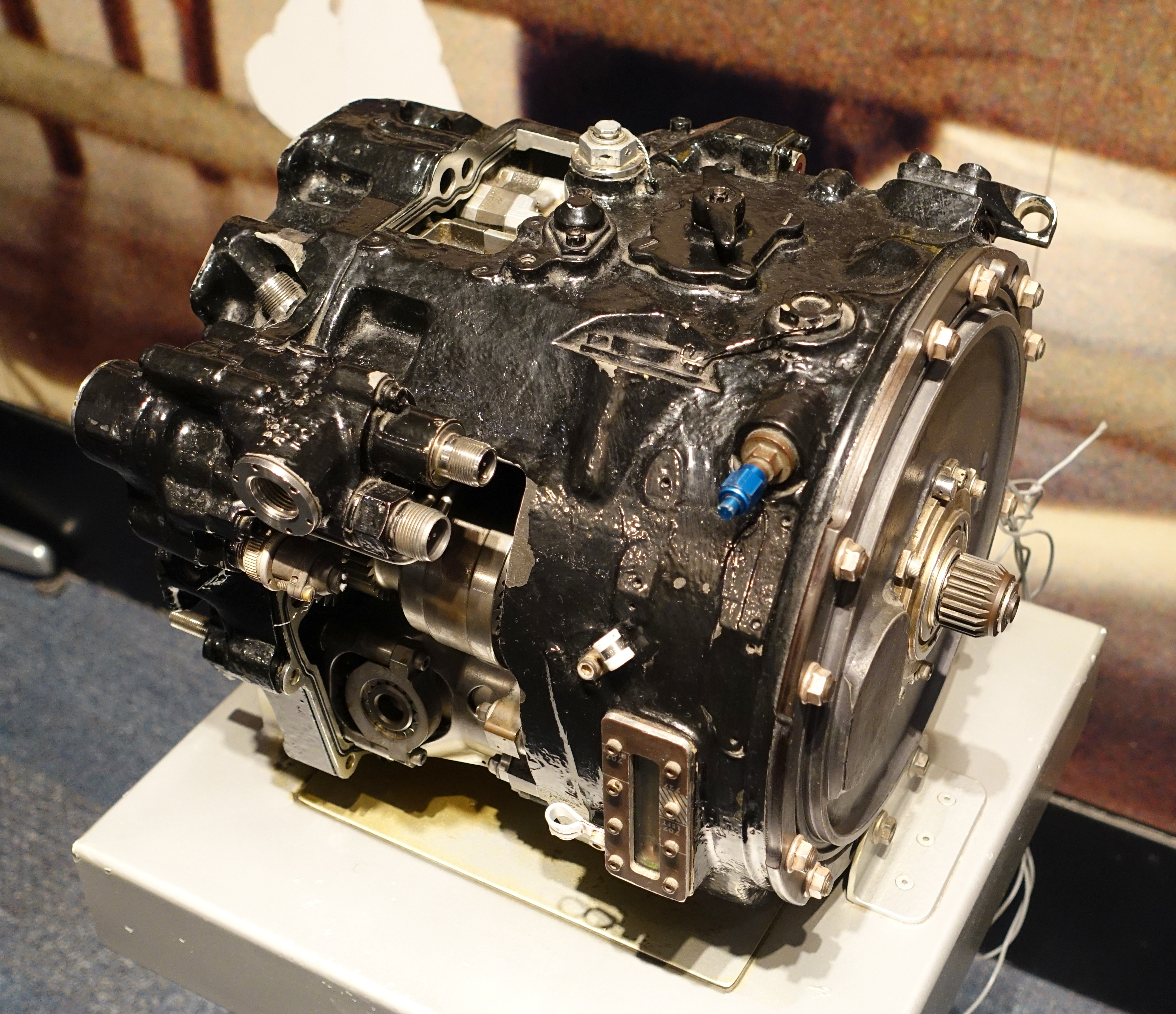 Constant Speed Drive Wikipedia 747 Jet Engine Diagram Turbojet
