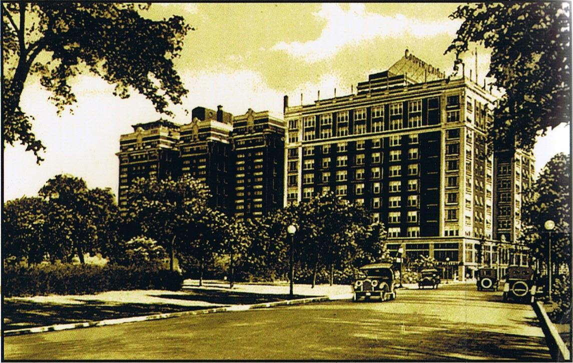 Cooper-Carlton Hotel R now Del Prado Chicago