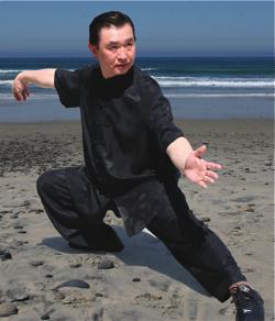 Wong Doc-Fai Chinese martial artist