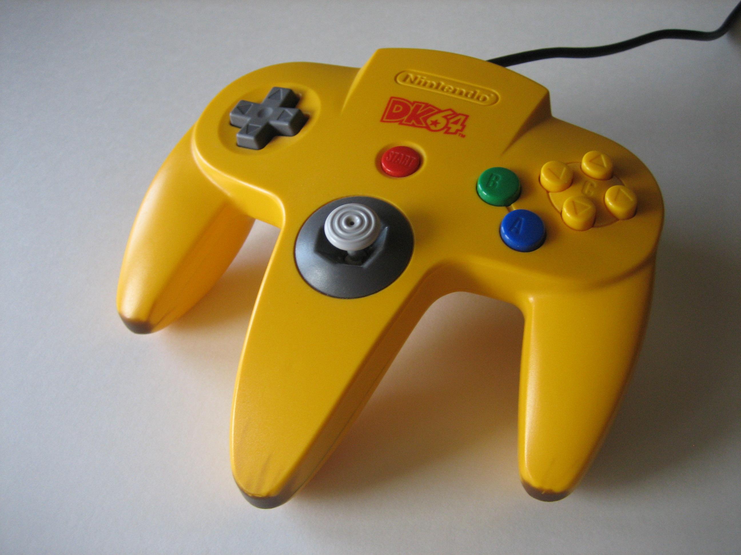 N64 GameCube Nintendo