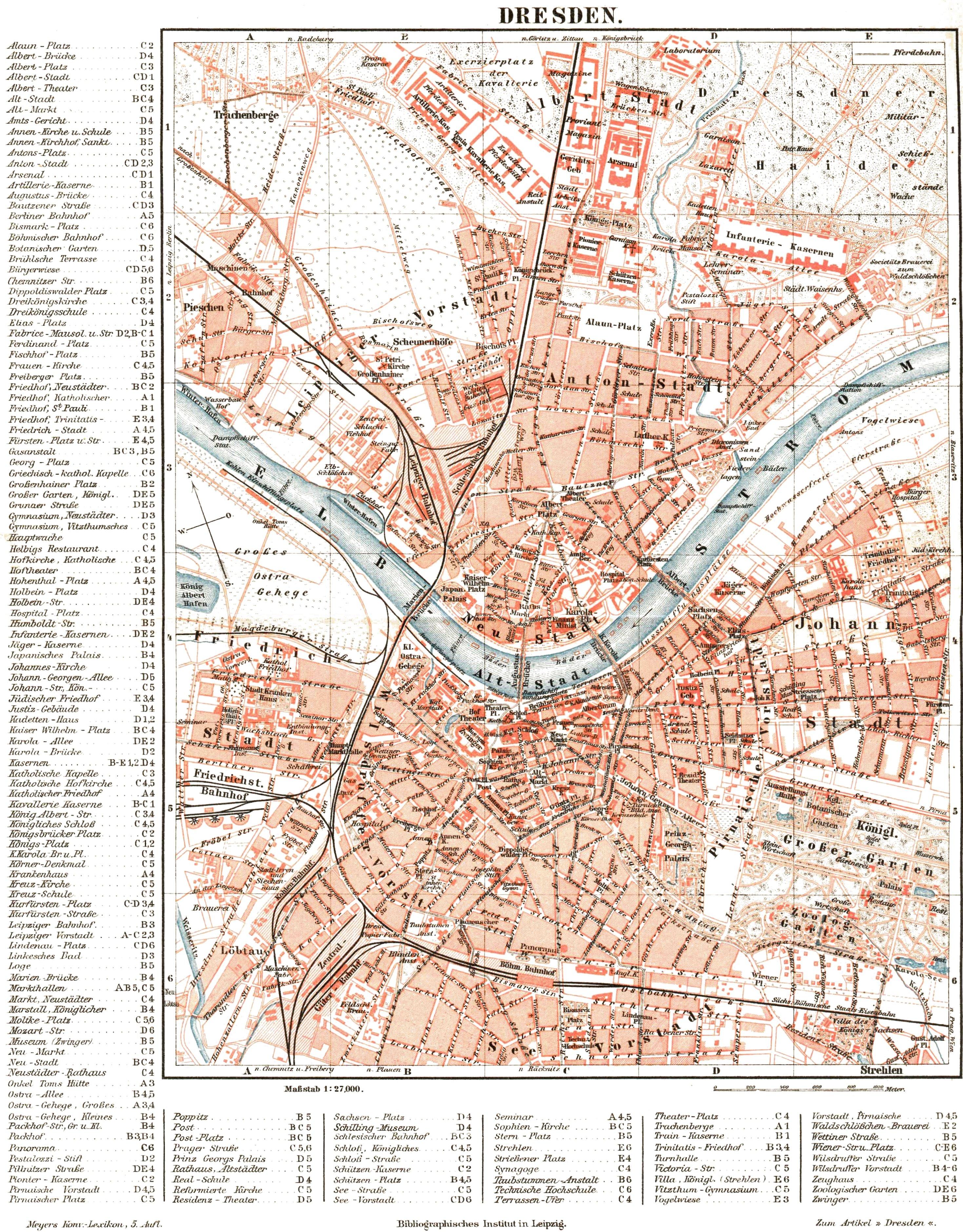 Geschichte des Straßenbahnnetzes Dresden – Wikipedia