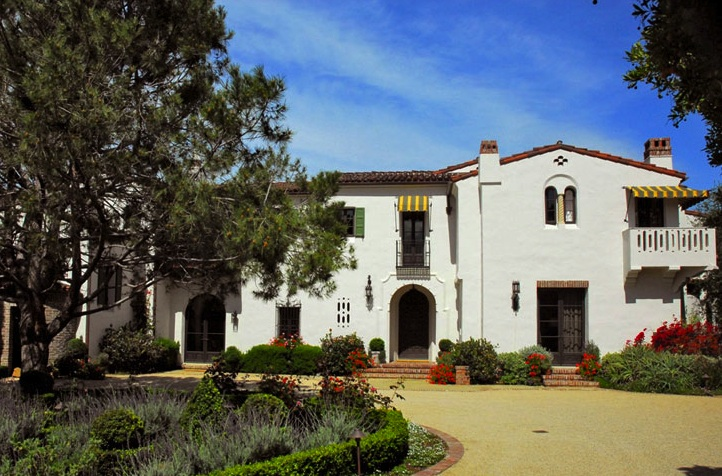 Los Angeles Spanish Colonial Revival Architecture