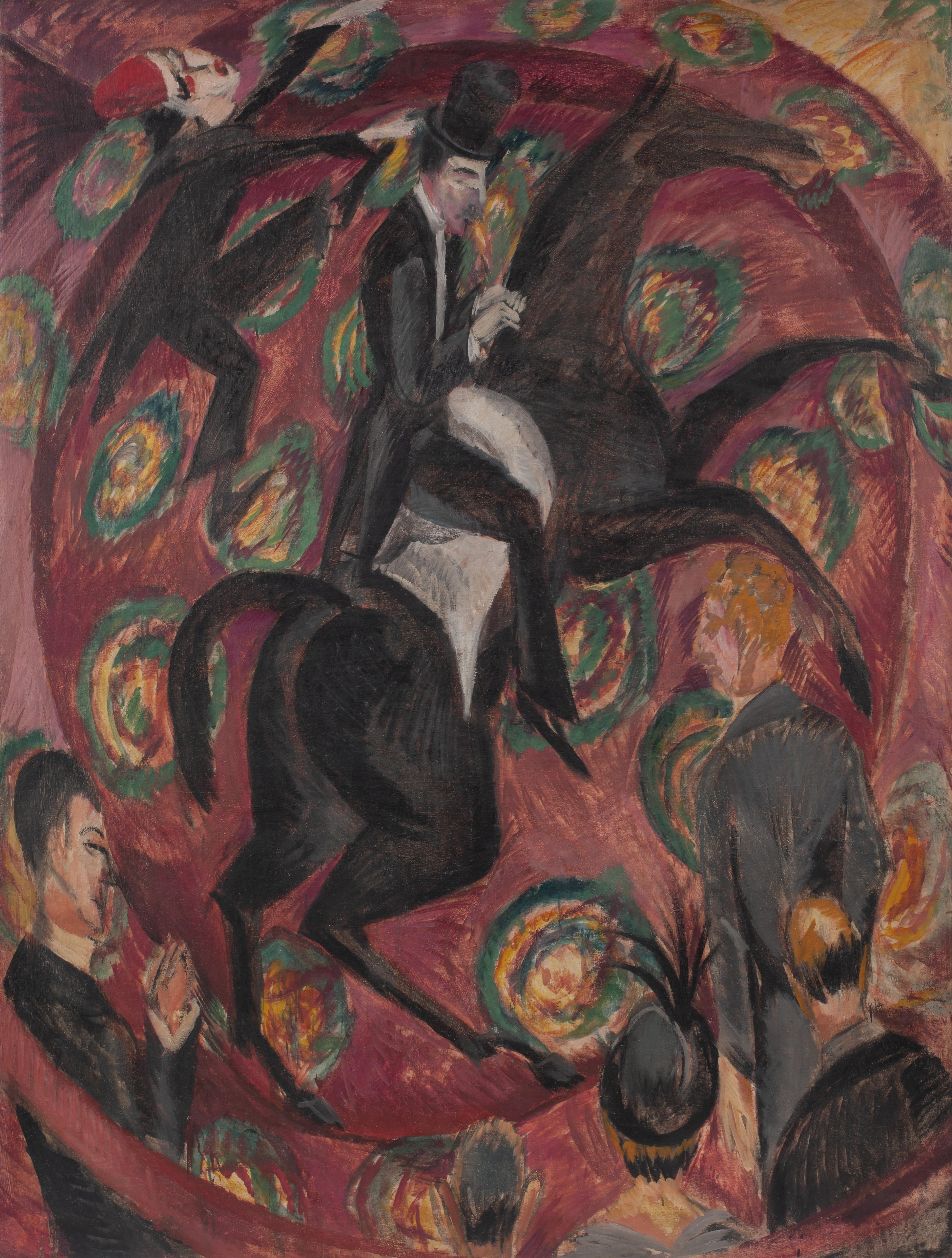 File:Ernst Ludwig Kirchner - Circus Rider.jpg