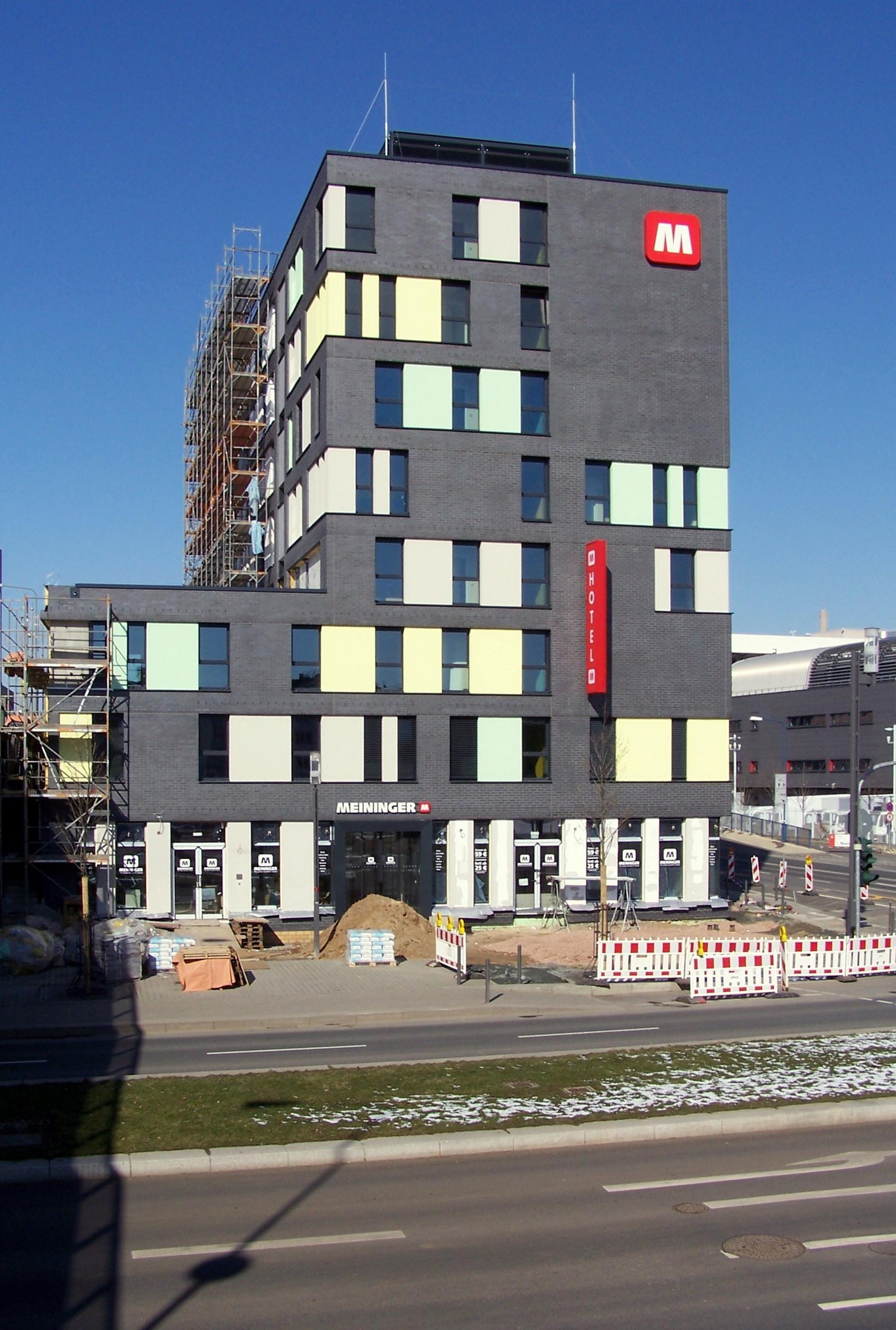 Hotel Frankfurt Meininger