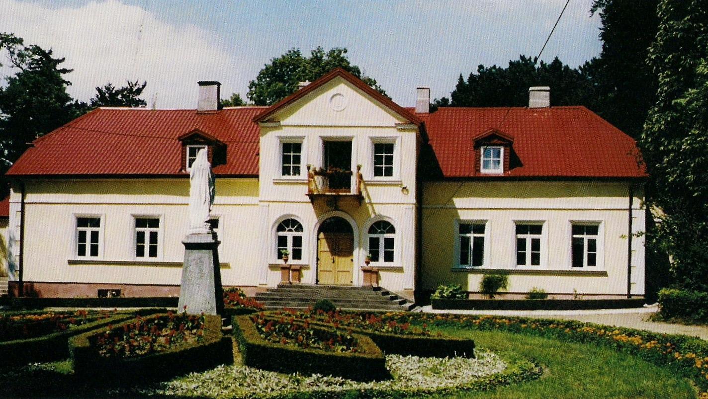 Dwór w Felicjanowie(siedziba i klasztor Kościoła Katolickiego Mariawitów)