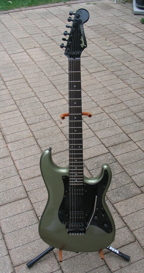 Fender Contemporary Stratocaster Japan - Wikipedia