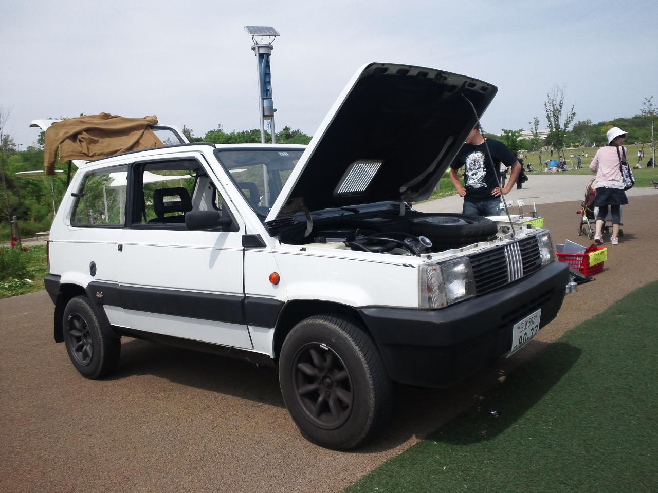 File fiat panda 4x4 in japan jpg wikimedia commons for Panda 4x4 sisley off road
