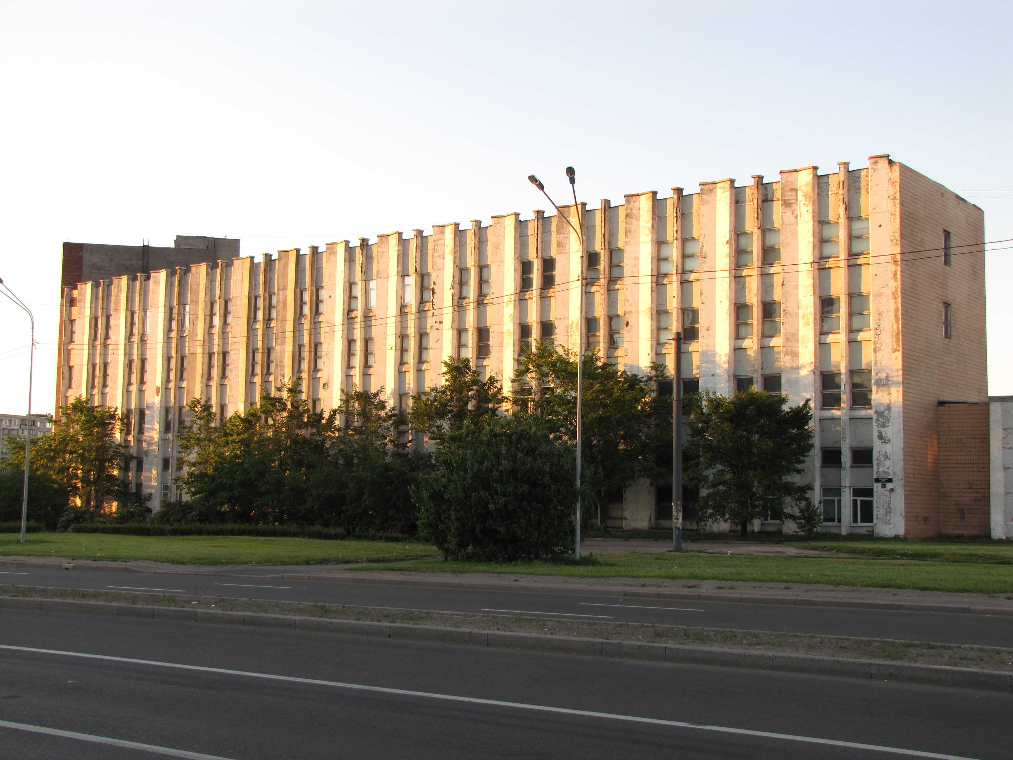 The main about the Frunzensky district of St. Petersburg