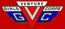 English: Girls Venture Corps Air Cadets Badge