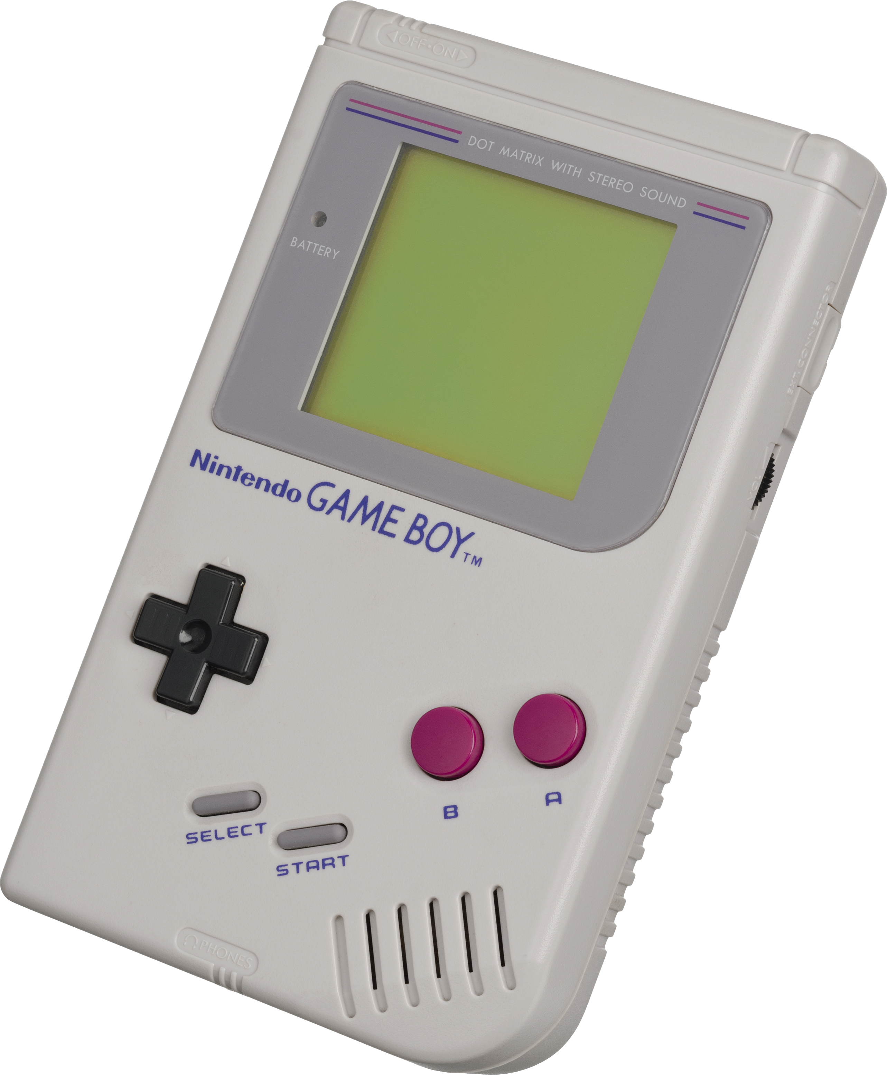 Game boy color online free -  Game Boy Fl Png