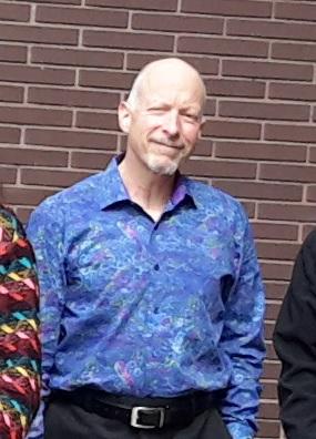 Portrait of Gary Steiner