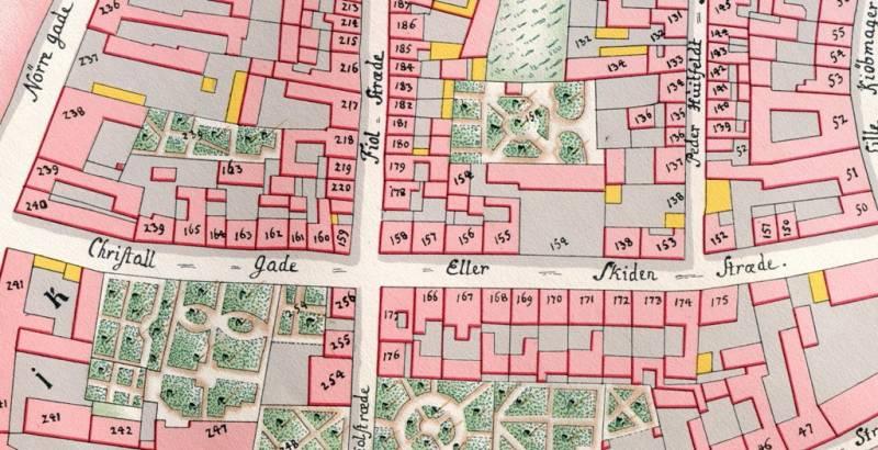 File Geddes Kvarterkort Skidenstraede Jpg Wikipedia