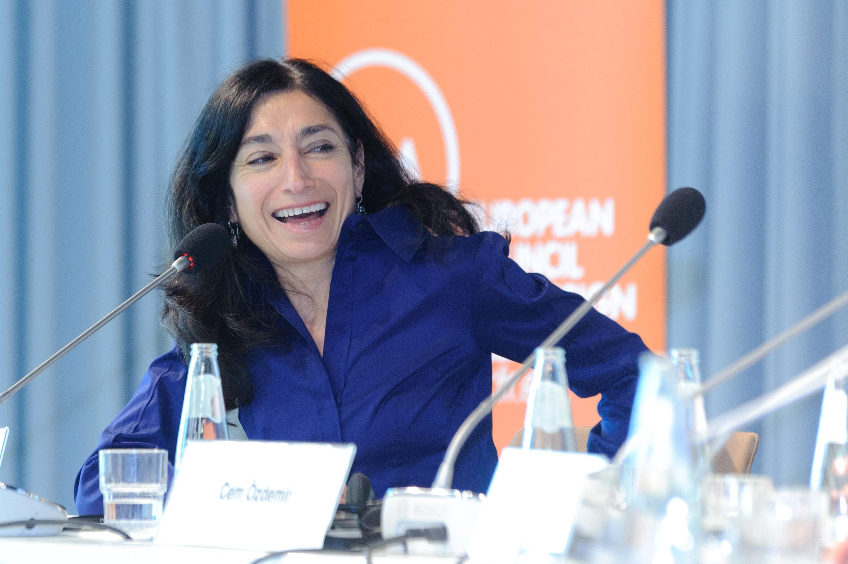 Geneive Abdo (2011)