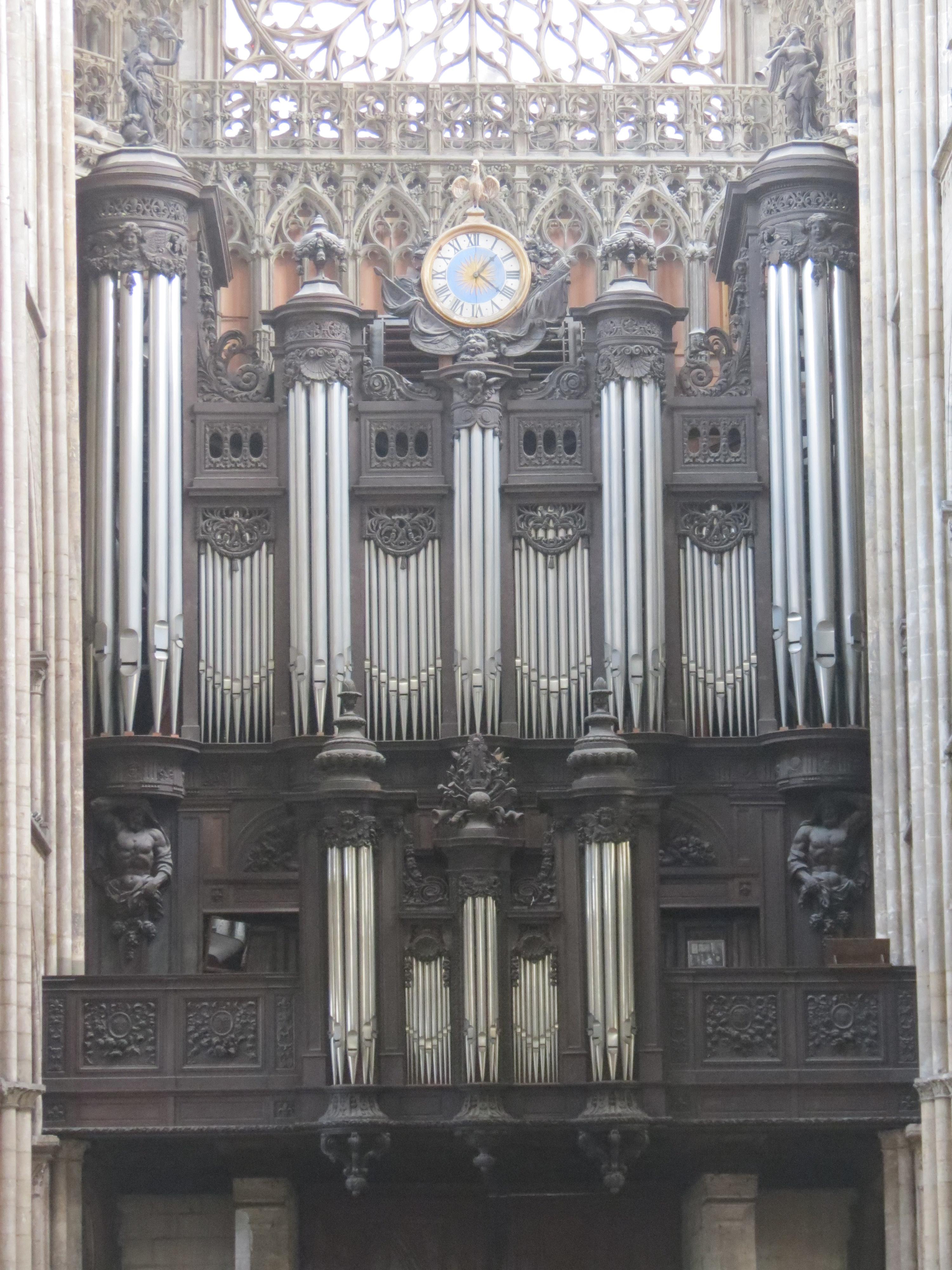 Les 4 Pieds Rouen musique dans la cathédrale de rouen — wikipédia