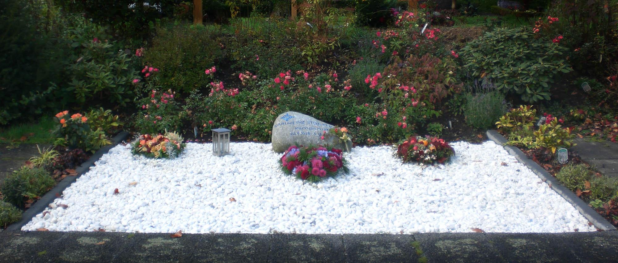 Grab von Karlheinz Stockhausen