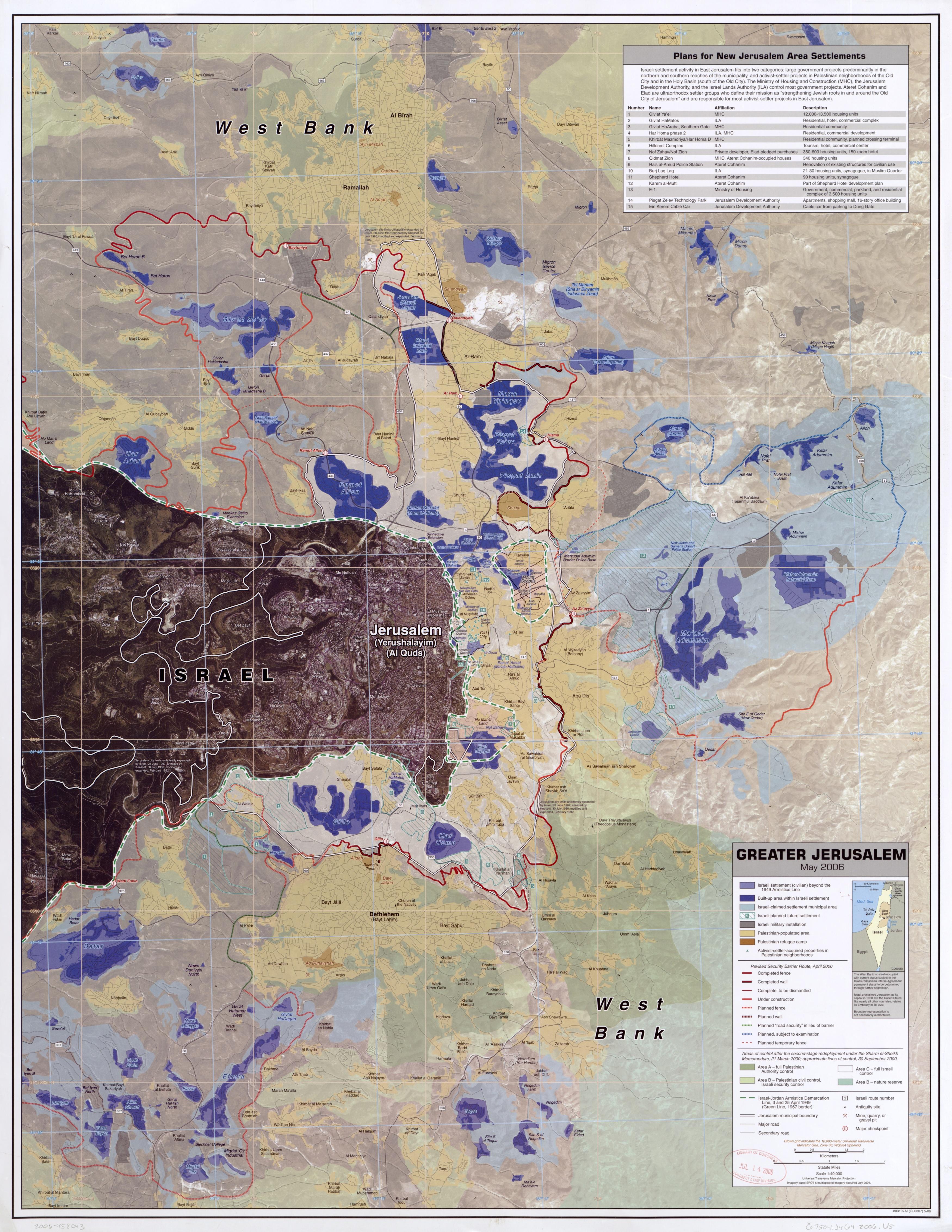 FileGreater Jerusalem May 2006 CIA remotesensing map 3500pxjpg