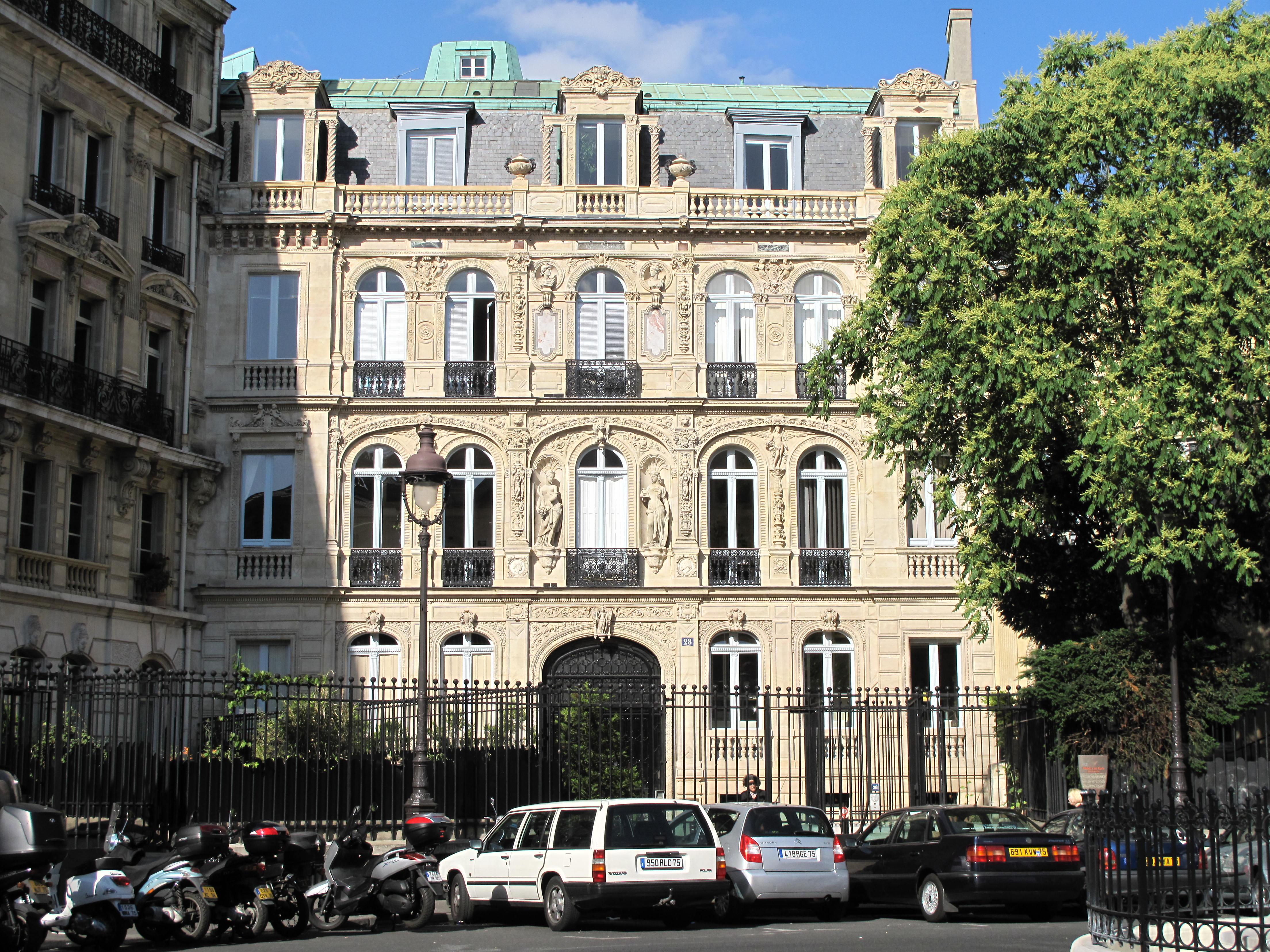 Hotel Paris St Germain Area