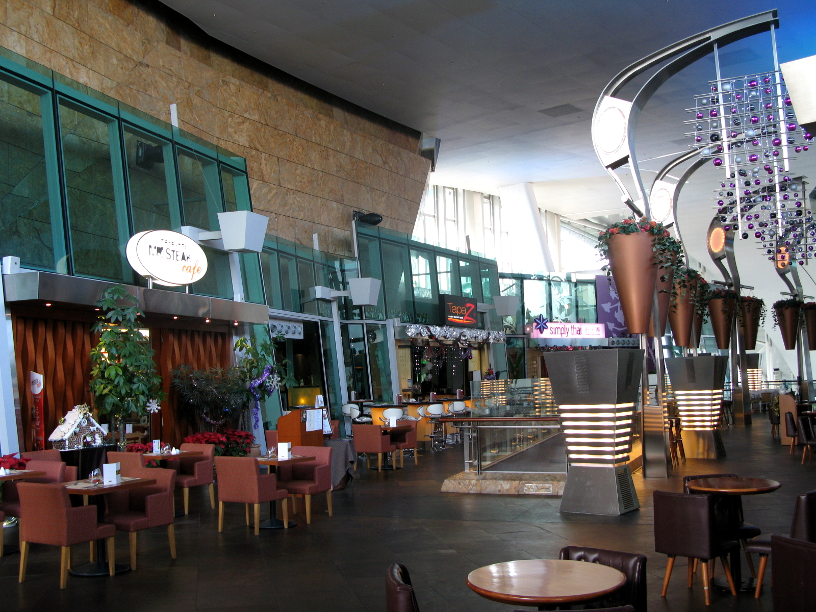 Langham Hotel Restaurant Nyc