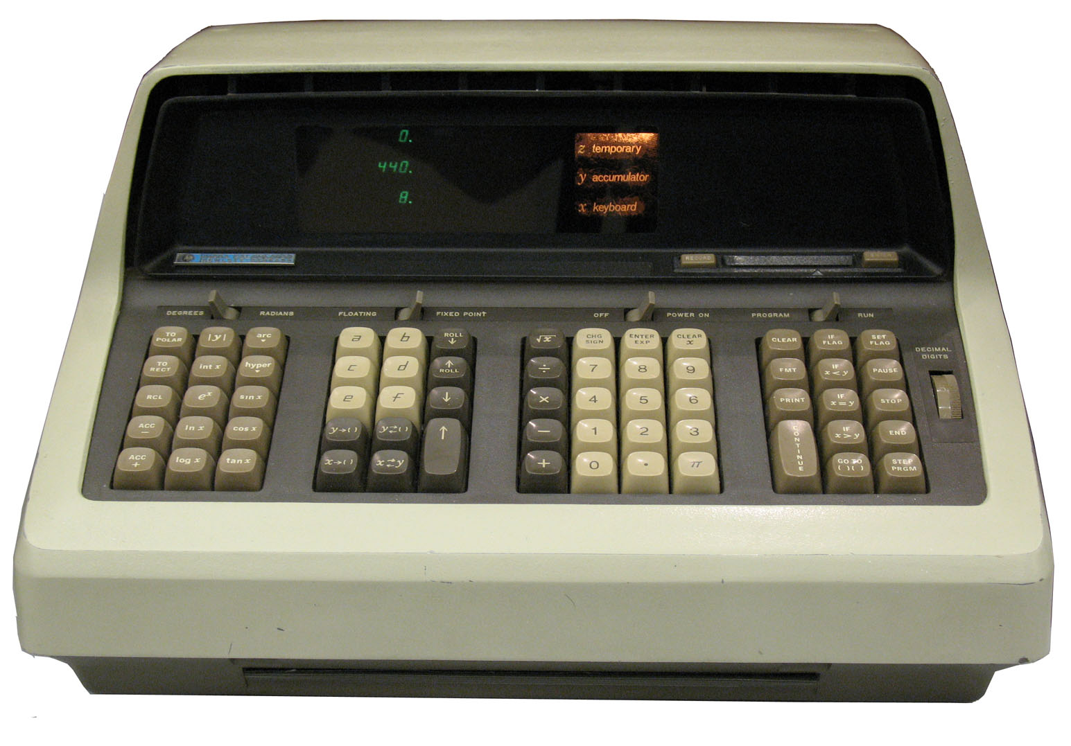 File Hp 9100a Calculator 1968 Wikimedia Commons