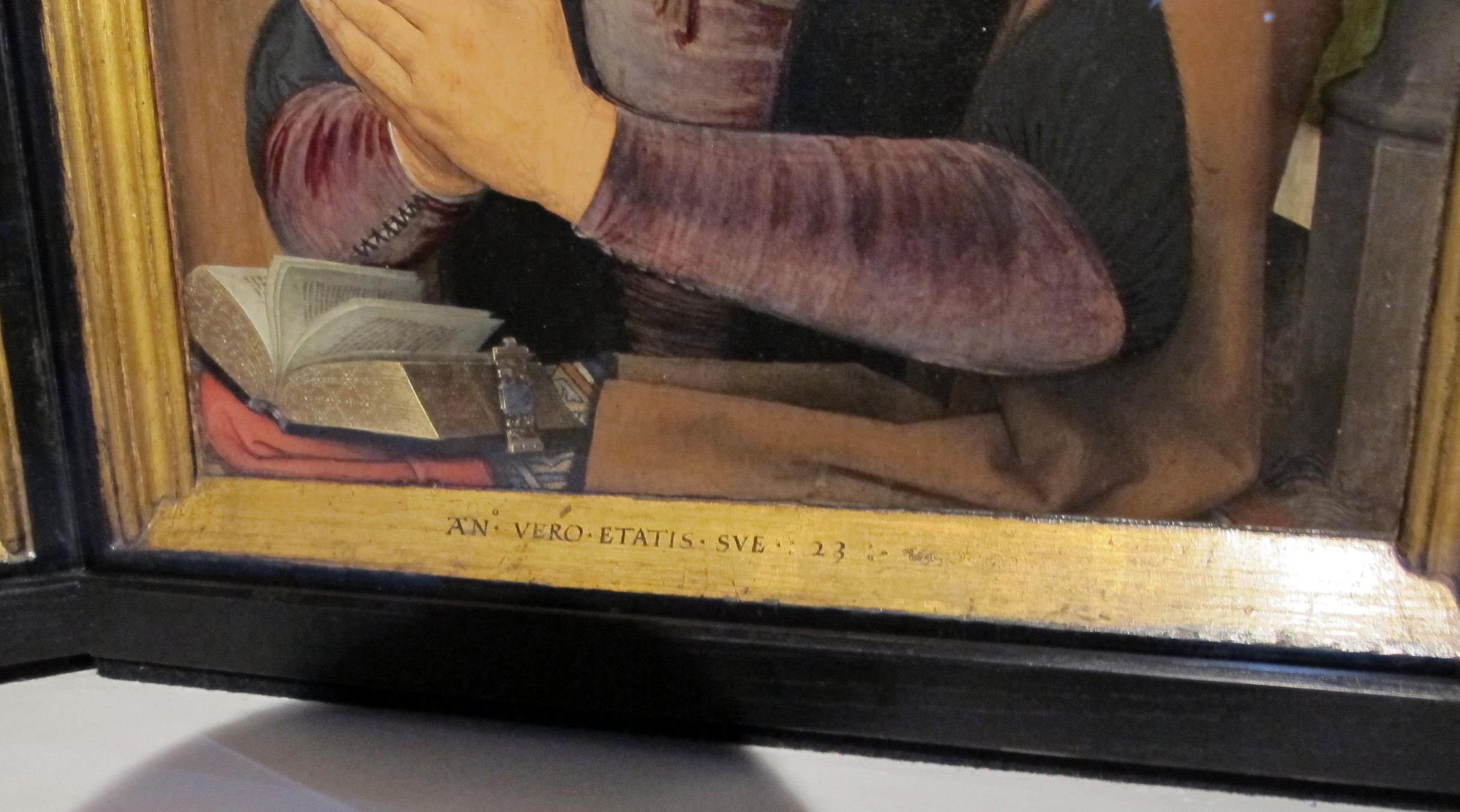 File:Hans memling, dittico di maarten van nieuwenhove, 1487, 06.JPG