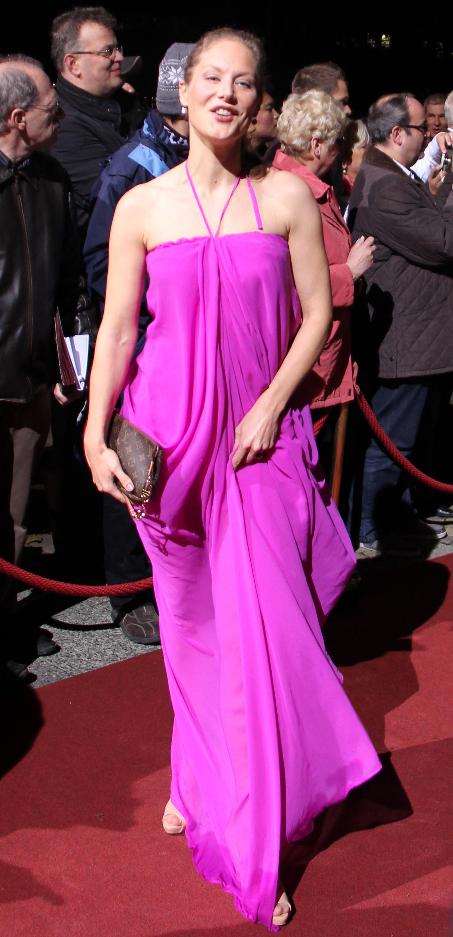 Tessa Mittelstaedt in 2012
