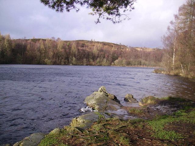 High Dam Tarn - geograph.org.uk - 315614