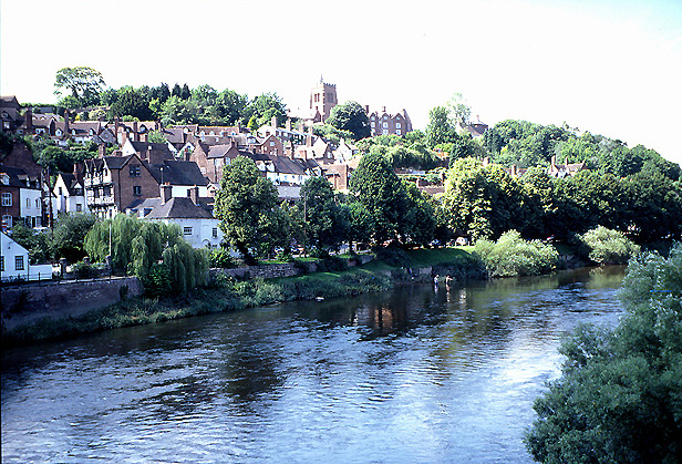 w:Bridgnorth: High Town, Shropshire, England.