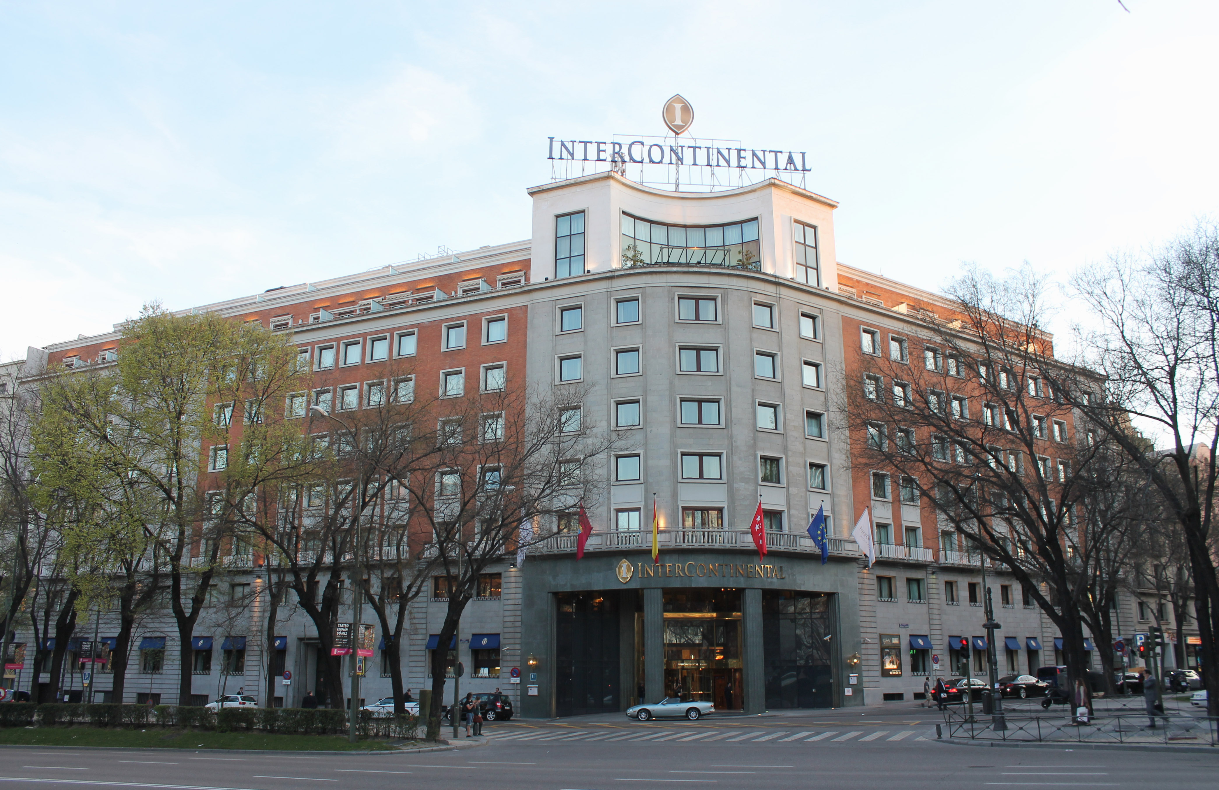 Intercontinental Madrid Ron Phillips Travel