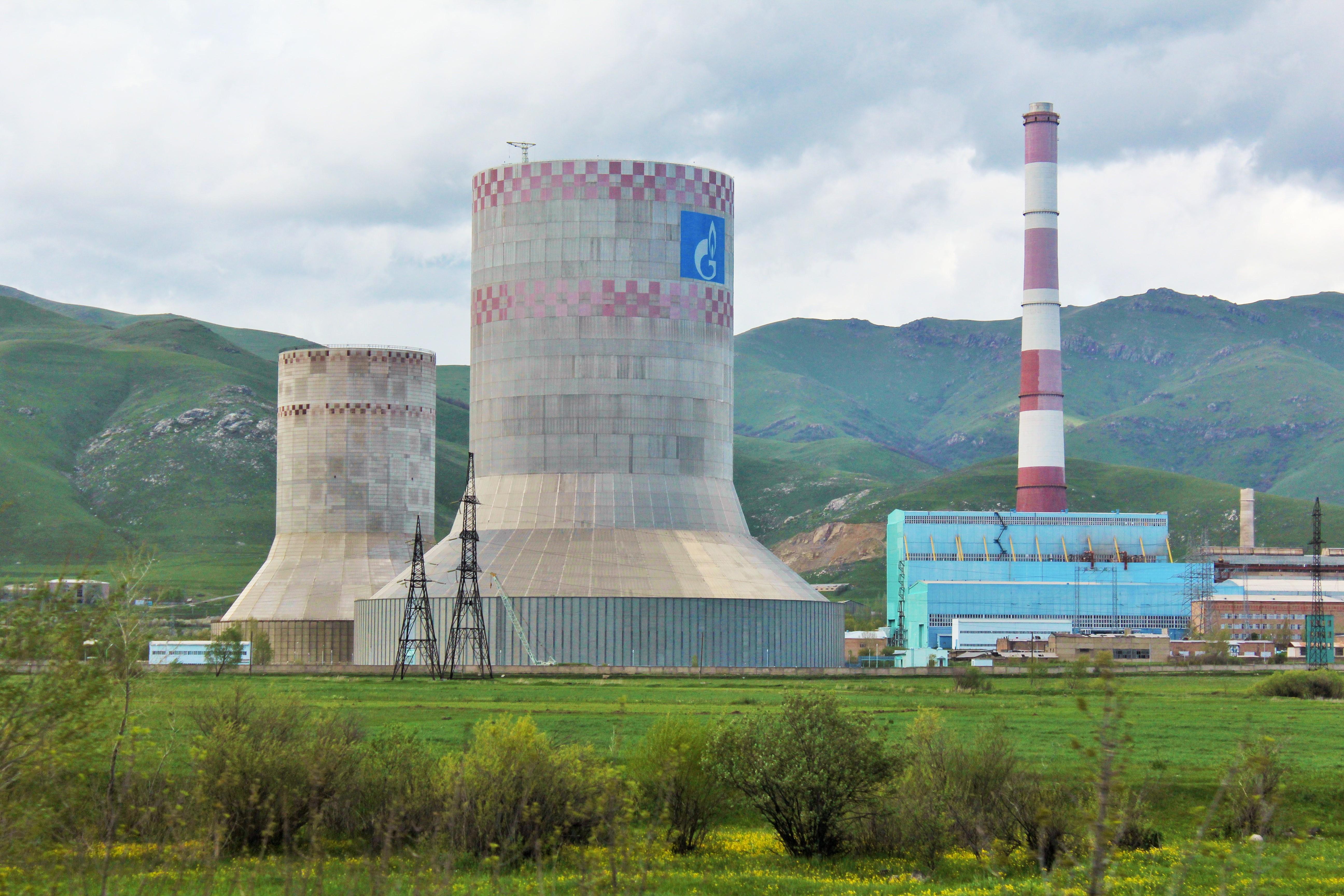 File Hrazdan Thermal Power Plant Armenia 01 Wikimedia mons