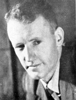 While Mugabe was imprisoned, Ian Smith became leader of Rhodesia. Ian Smith 1950s.jpg
