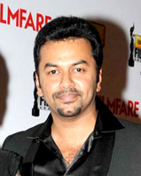 Indrajith at 60th Filmfare Awards South (cropped).jpg