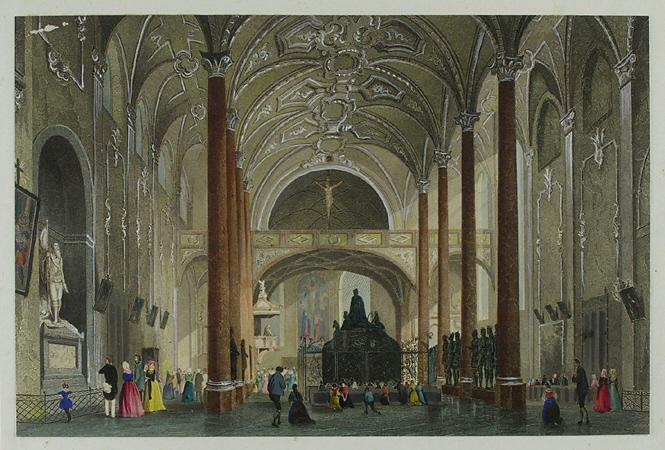 Innsbruck Hofkirche Inneres