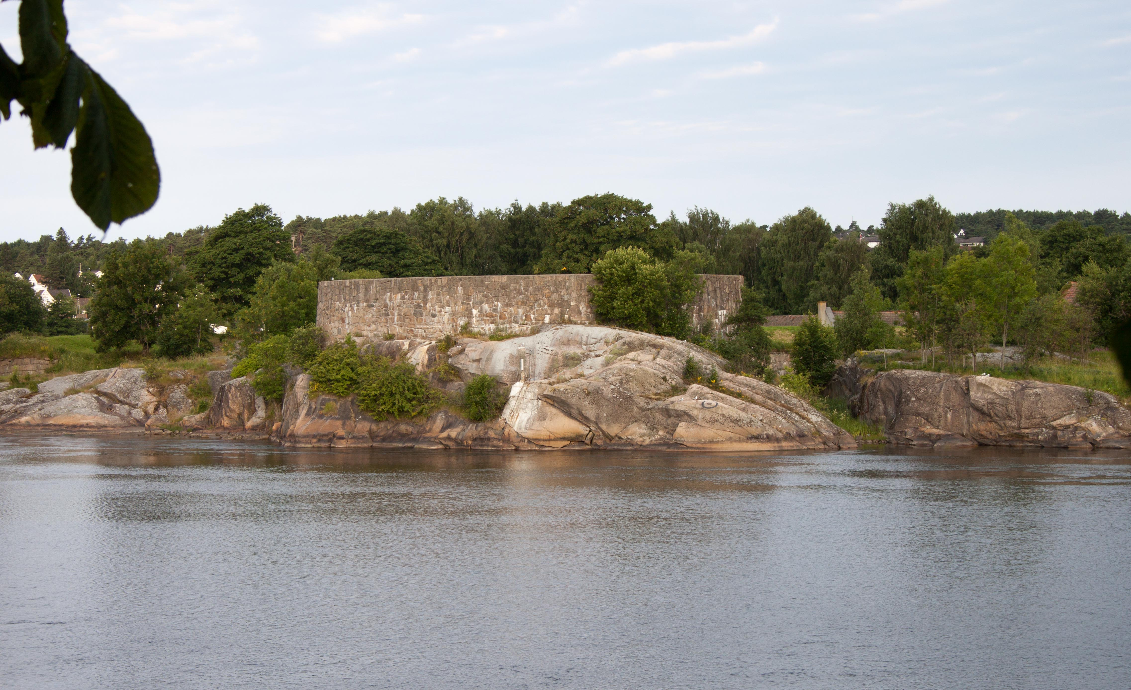 Isegran fort; things to do in Fredrikstad