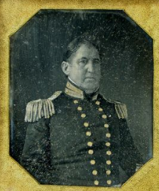 Col. James Bankhead, 2nd U. S. Artillery. ca.1846. by J. Plumbe
