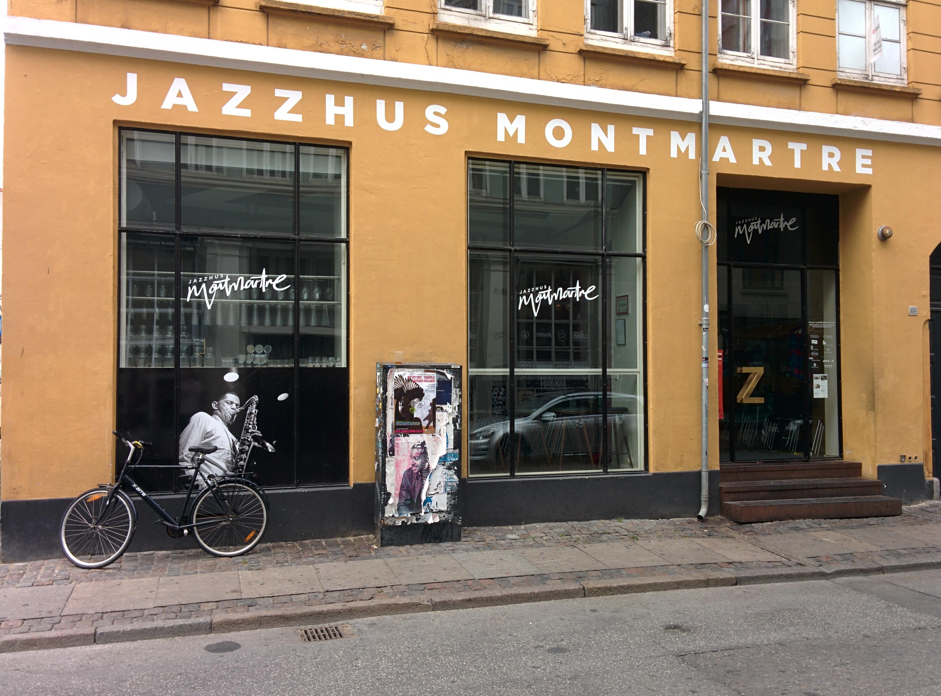 Jazzhus Montmartre Wikipedia