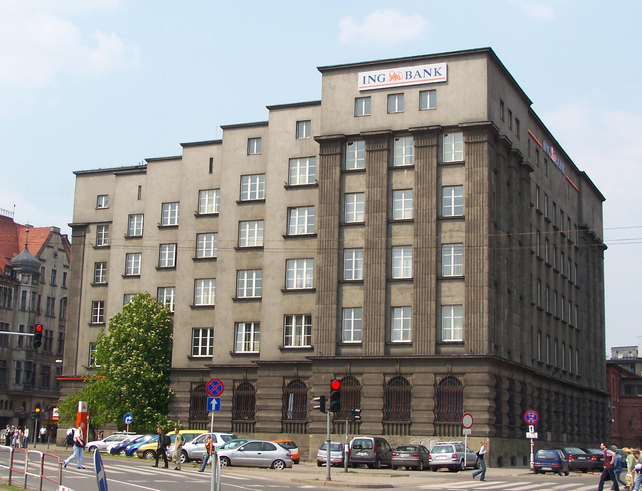 Ulica Skośna w Katowicach