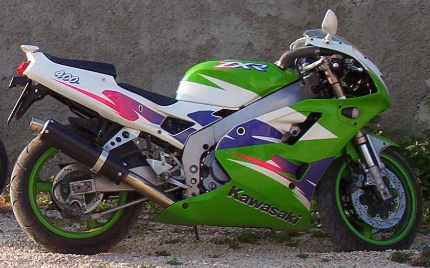 Top Speed Kawasaki Z