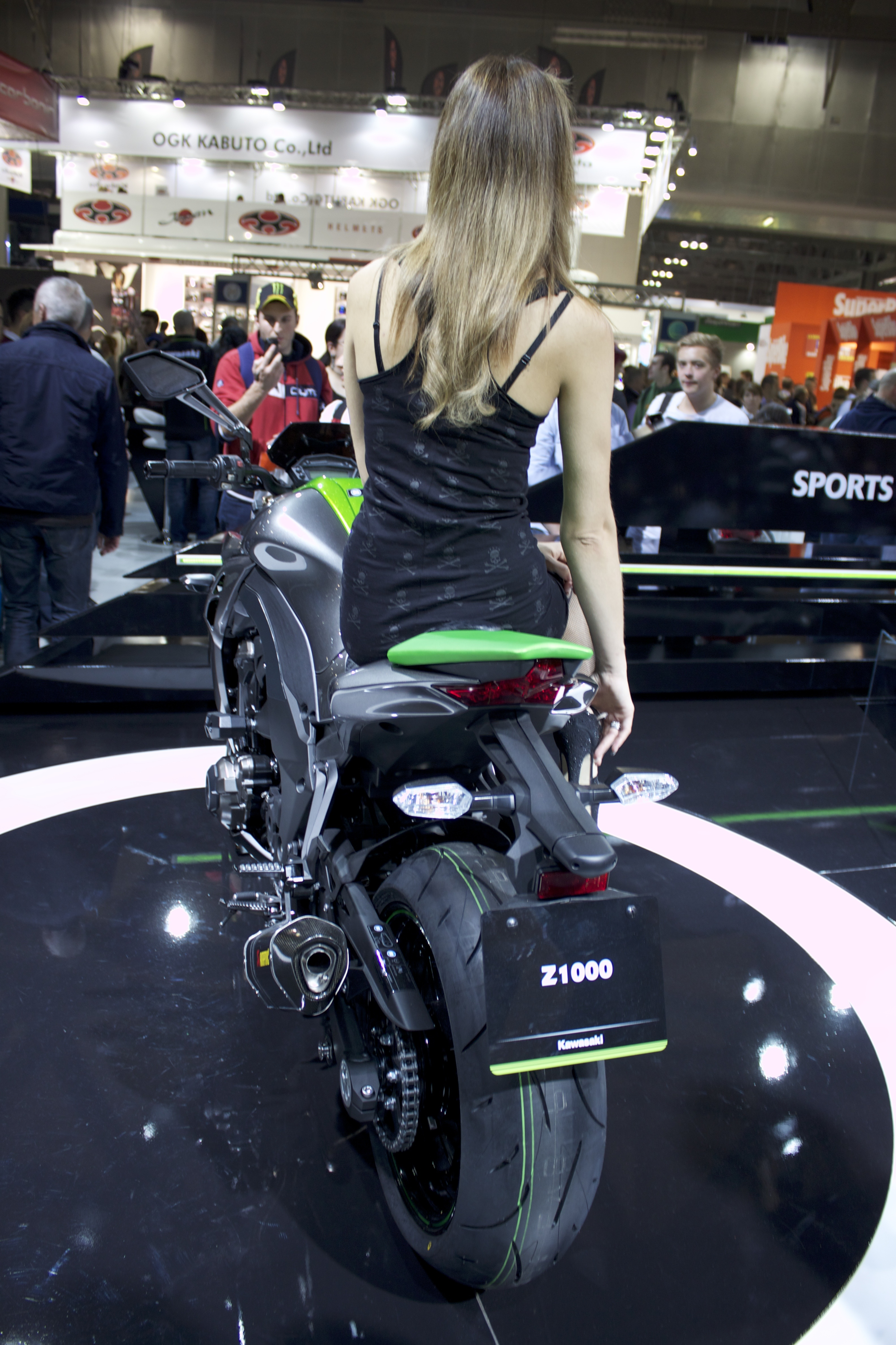 Kawasaki Special Edition Mean Streak Parts