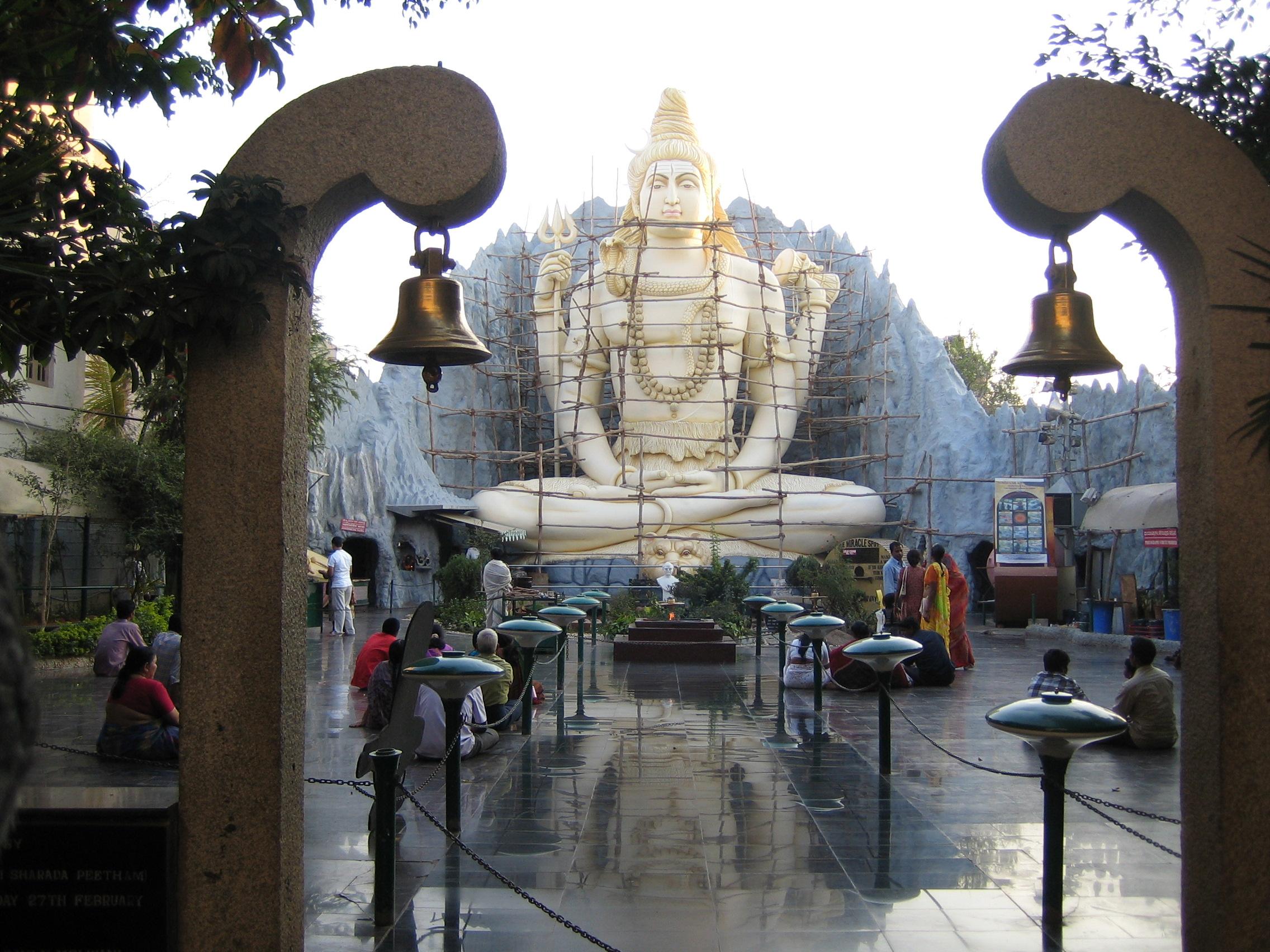 Shiva Statue Wallpaper File Kidskemp Shiva Statue Jpg