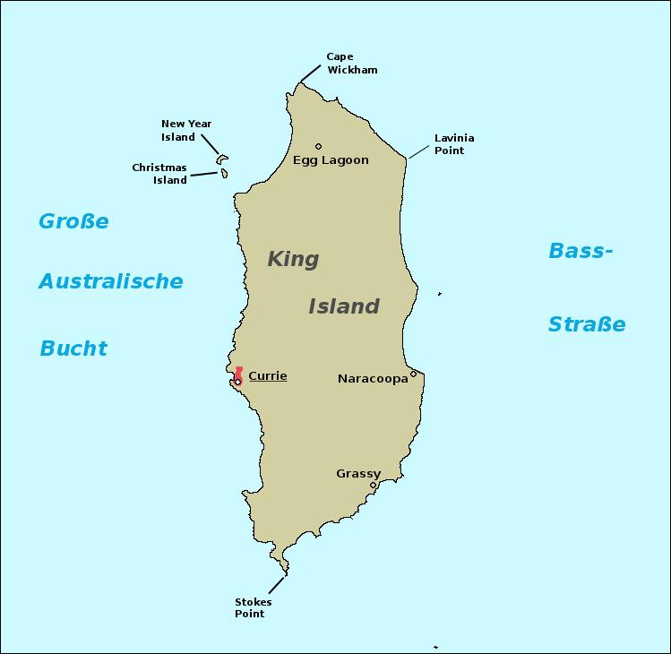 Illa King, Australia