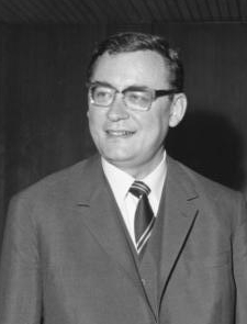 Klaus Schütz German politician