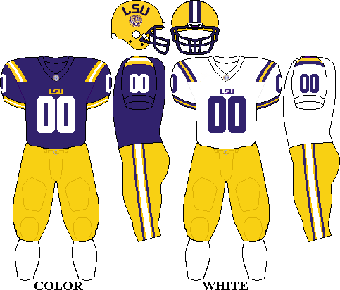 Lsu Tigers Football Wikipedia