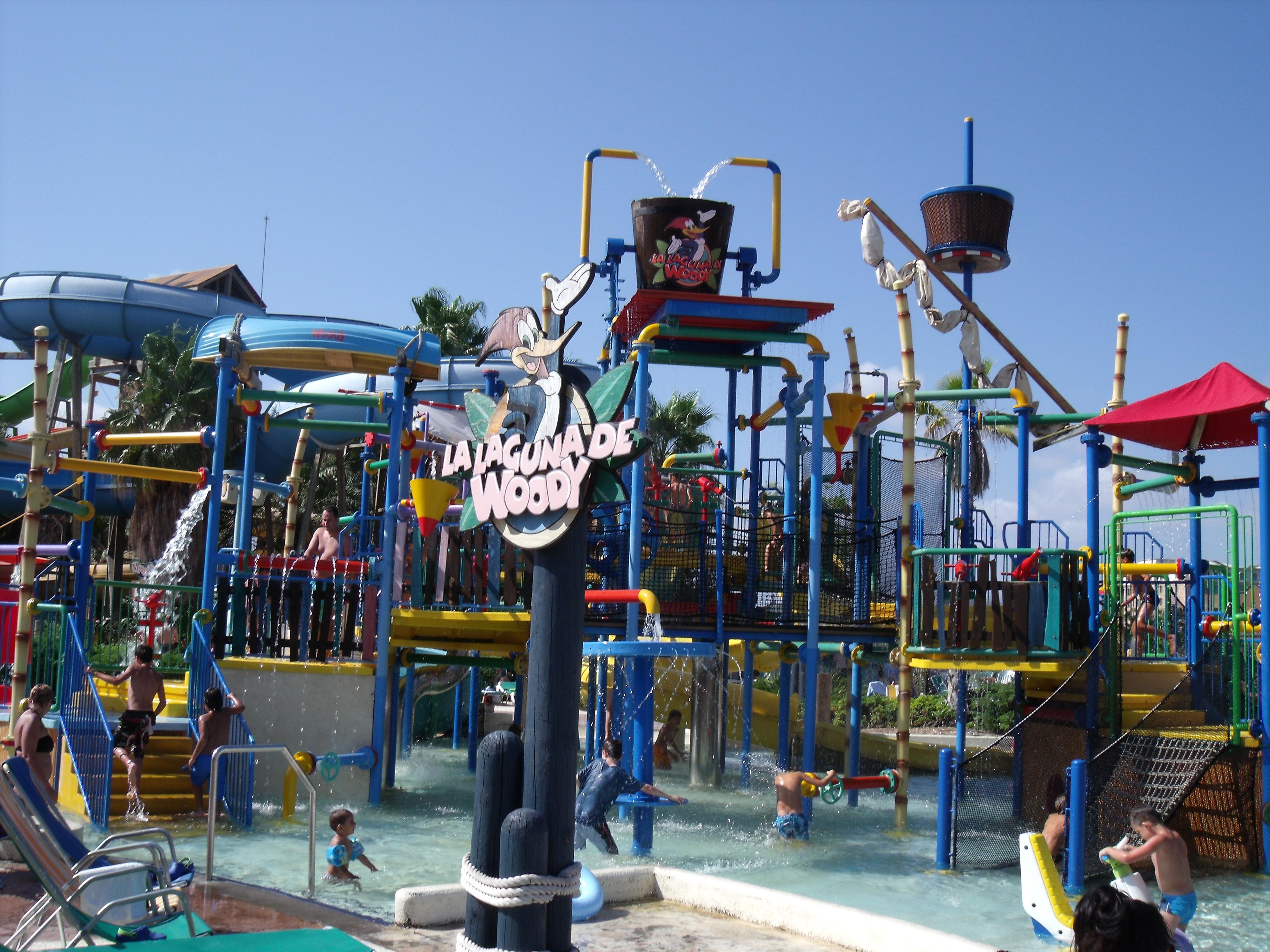 Laguna de Woody water park