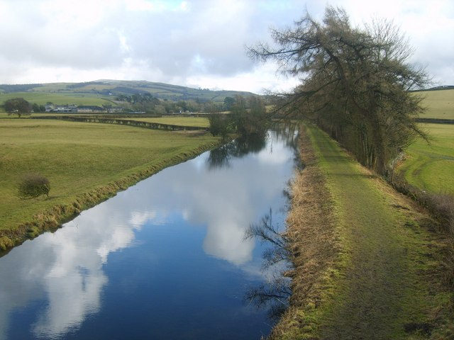 Lancaster Canal - geograph.org.uk - 1713890