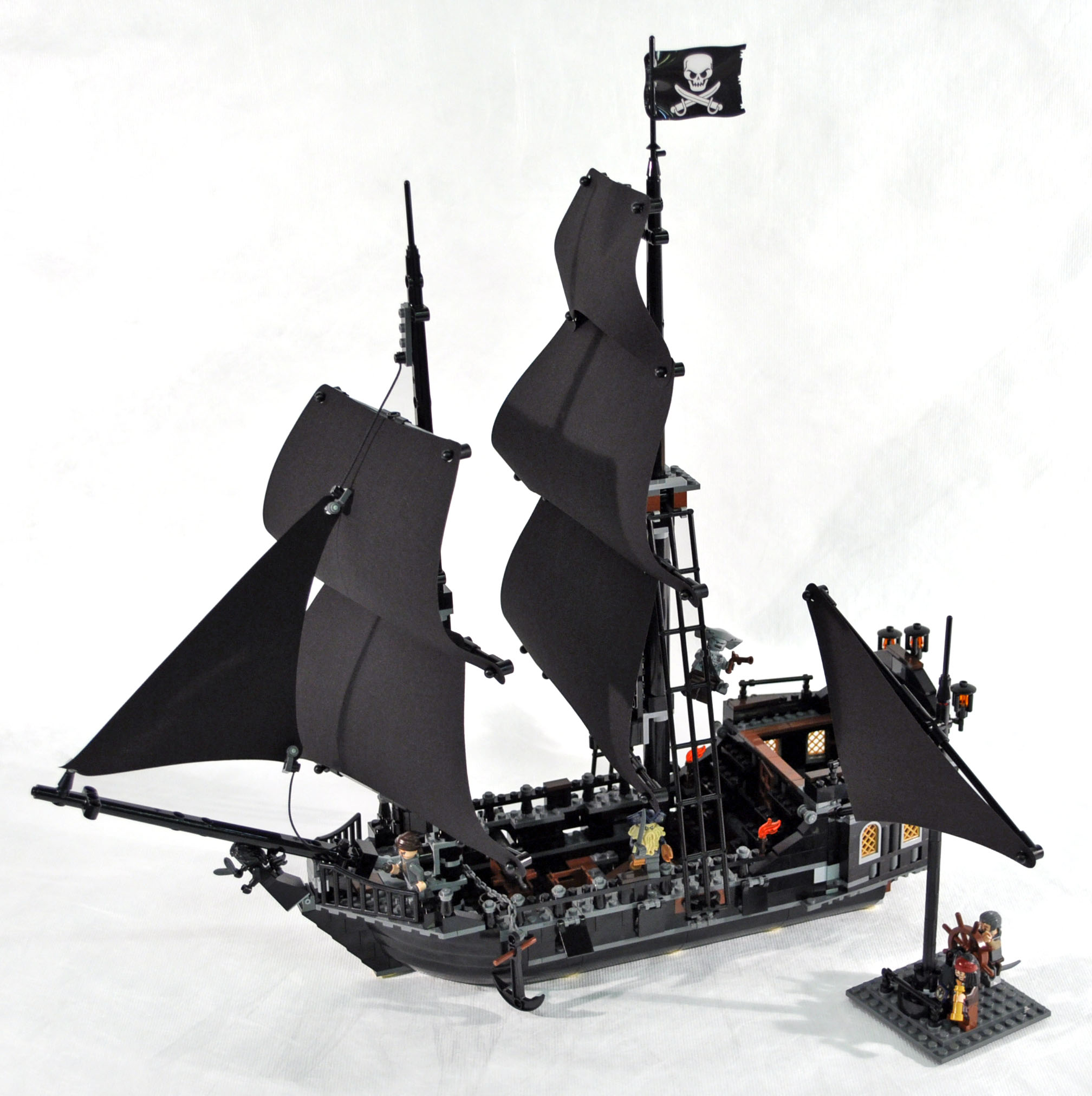 Filelego Pirates Of The Caribbean Black Pearljpg Wikimedia Commons