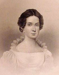 First wife, Letitia Christian Tyler