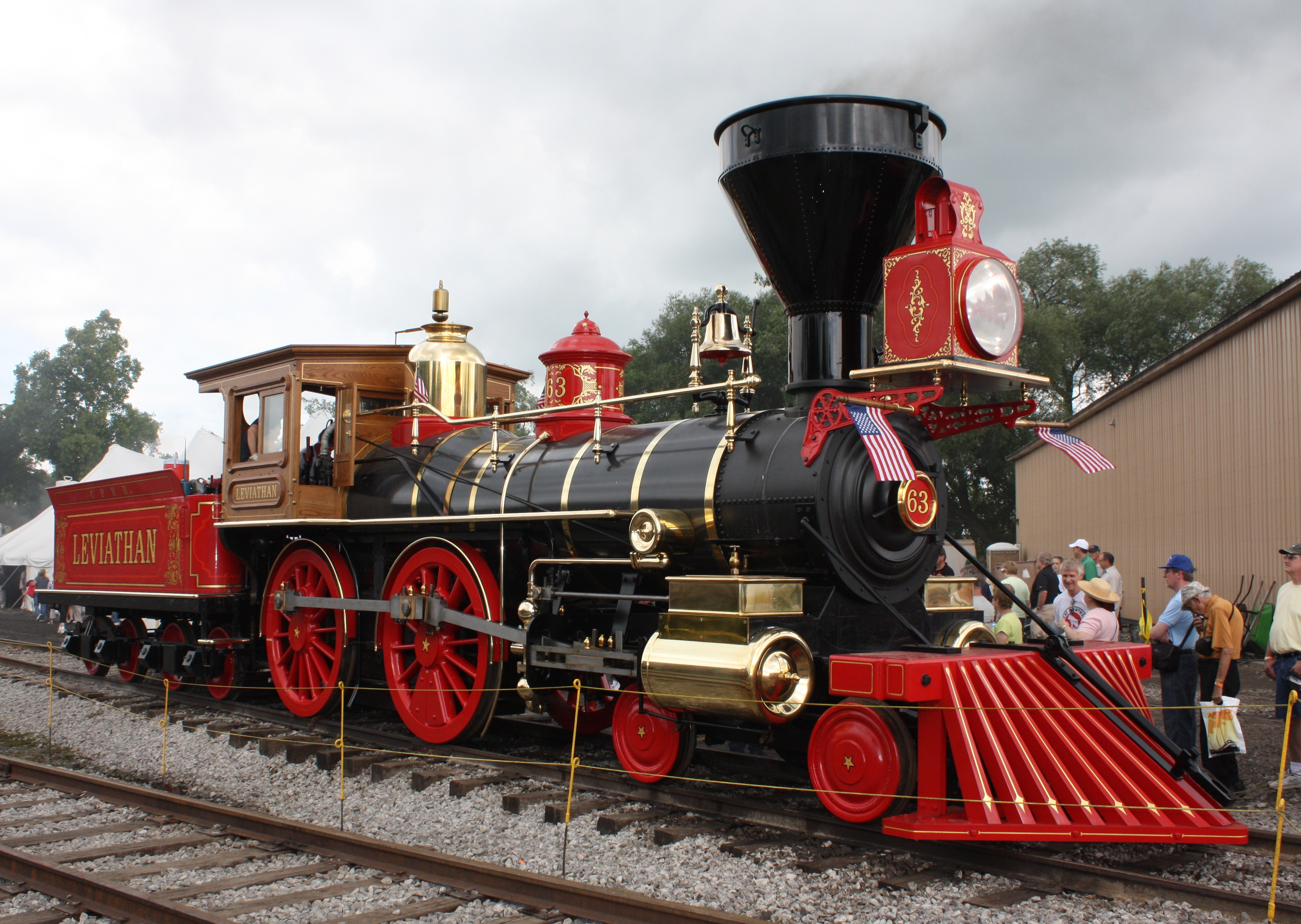 american steam trains video - photo #5