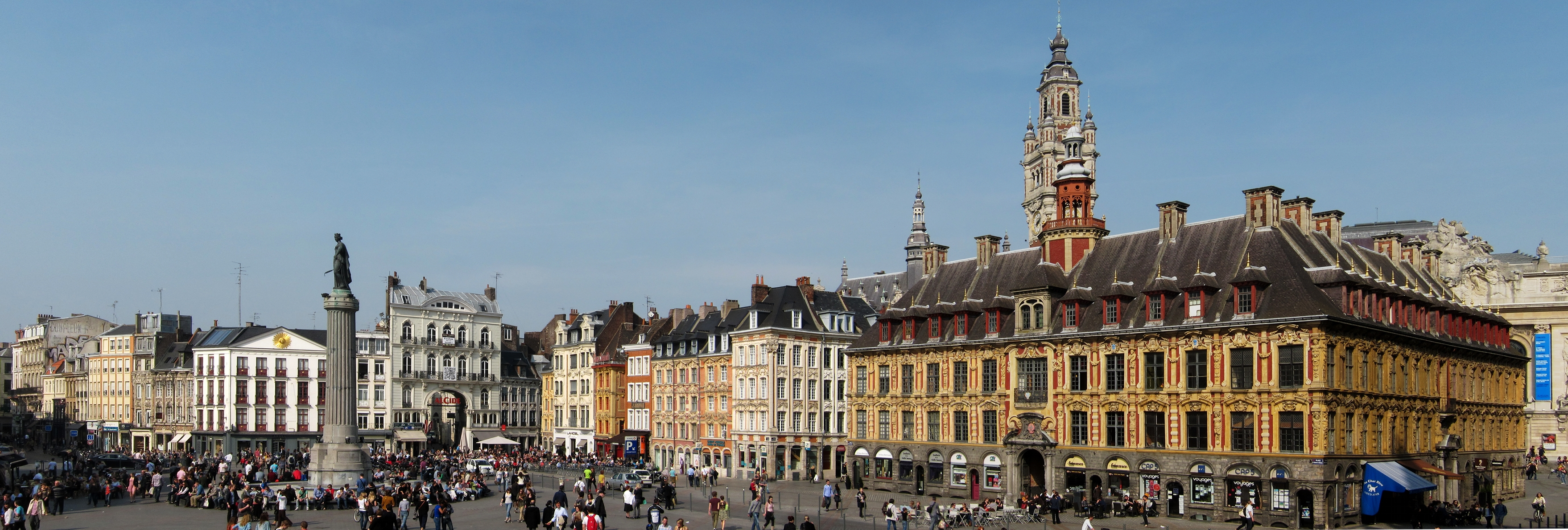 Lille Grand Place Danco Restaurant