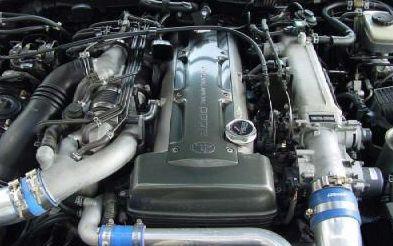 File:MK4 supra engine bay.JPG - Wikimedia Commons